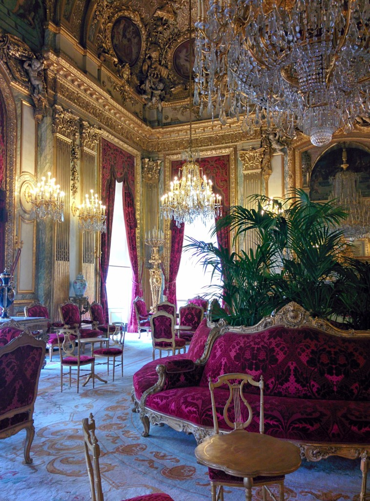 Napoleon III's Apartment